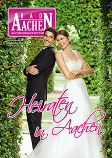 Heiraten in Aachen ©Sincerity & Grafik BAD AACHEN